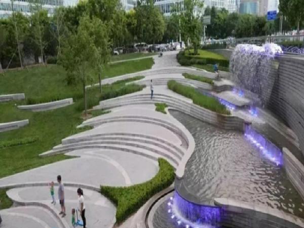 论园林设计中竖向设计和交通引导