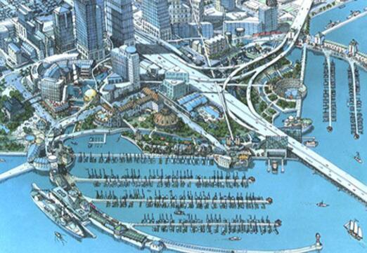 安哥拉罗安达知名地产规划设计方案-01效果图