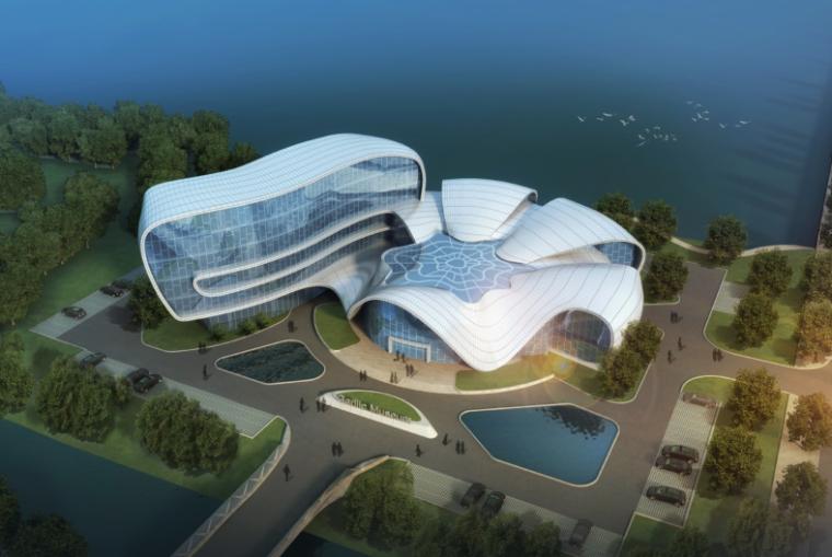 [山东]金乡大蒜博物馆建筑设计方案文本