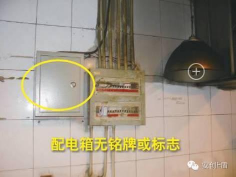 60张电气消防隐患现场图片,张张要人命啊!