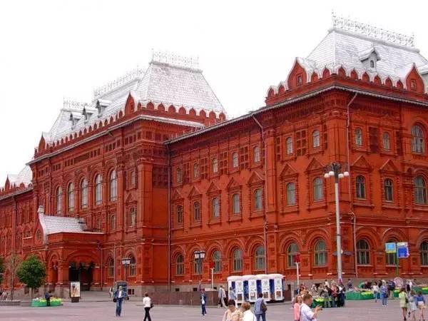 全球50个地标性建筑,认识10个就算你合格!-红场(俄罗斯·莫斯科).jpg