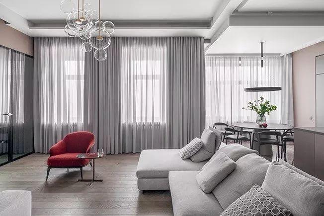 窗帘如何选择和搭配,创造出更好的空间效果_43