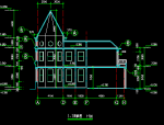 一套完整的北方别墅施工图