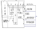 隧道沟槽布置方案