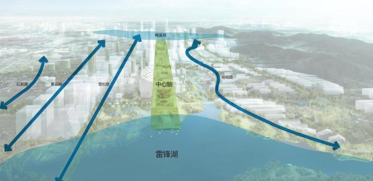 [湖南]某湖西片区道路景观规划设计pdf(59页)——法国岱禾