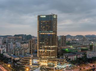 三亚阳光金融广场建筑