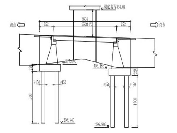某下穿铁路段桥梁工程施工图设计文件PDF版(共78页)_1