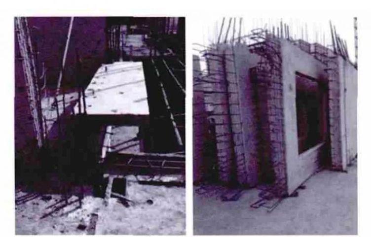 装配式住宅结构自动拆分与组装技术研究