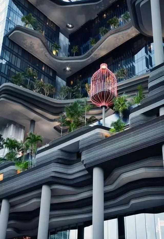 新加坡经典高端景观考察活动_81