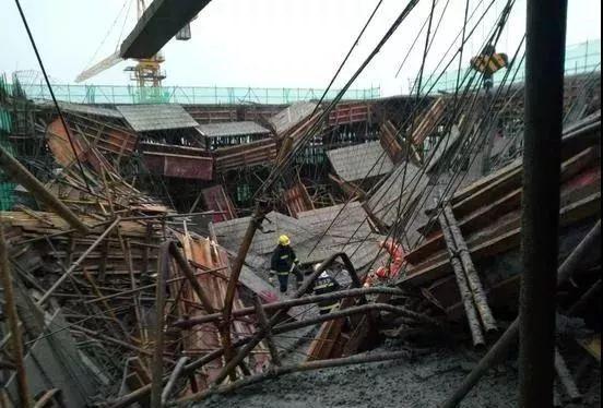上海中天、碧桂园工地接连发生模架坍塌事故,总结模架施工要点!
