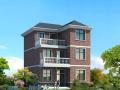 独栋别墅建筑方案设计文本(包含CAD+效果图)