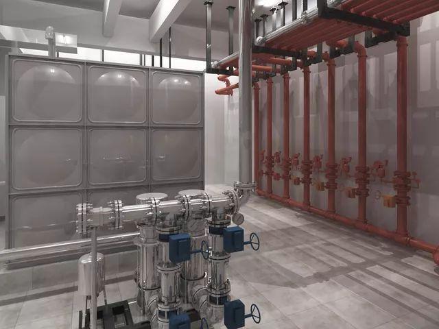 BPIA装配式机房一体化施工法