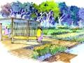 [天津]校园文化园区景观设计方案