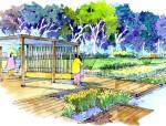 【天津】校园文化园区景观设计方案