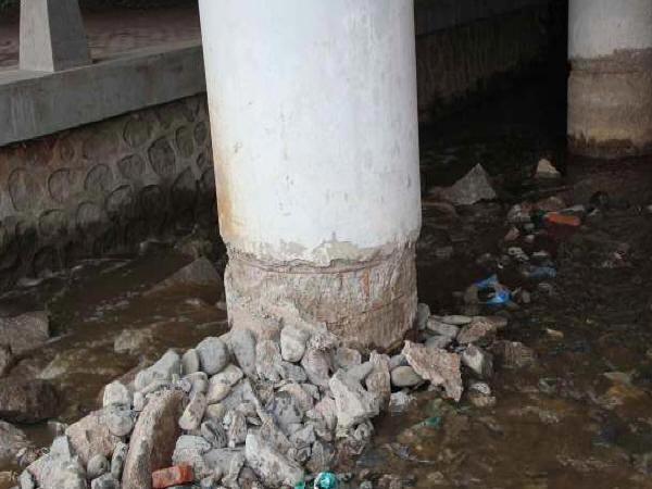 桥梁病害分析——混凝土冻融破坏