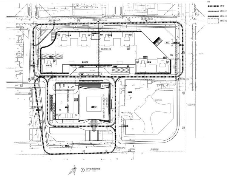 某南亚居住建筑区方案设计文本全套包含(PDF+PPT+CAD)_7