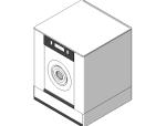 bim软件应用-族文件-洗衣脱水机