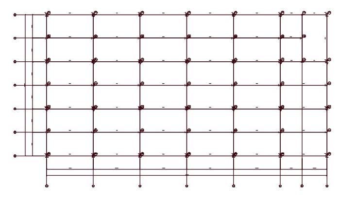钢框架结构毕业设计计算书(PDF,98页)