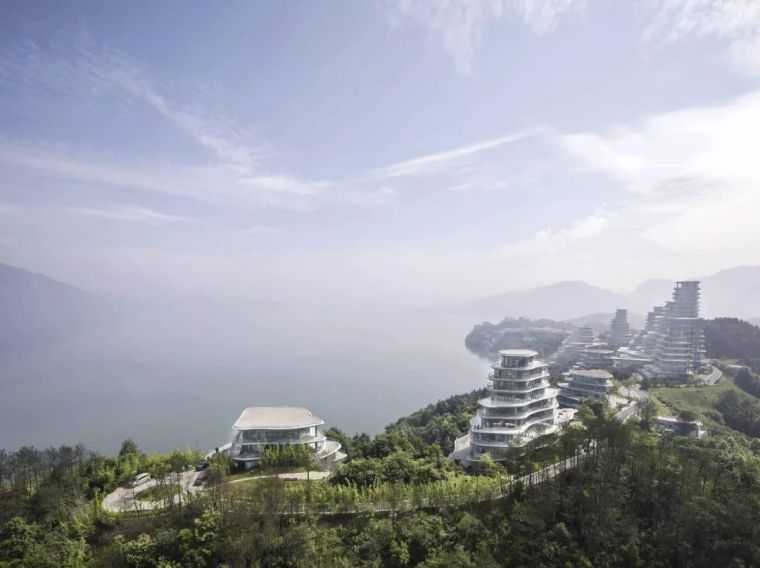 黄山太平湖公寓 | MAD建筑事务所