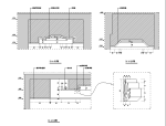水岸名居家装设计完整施工图(高清效果图)