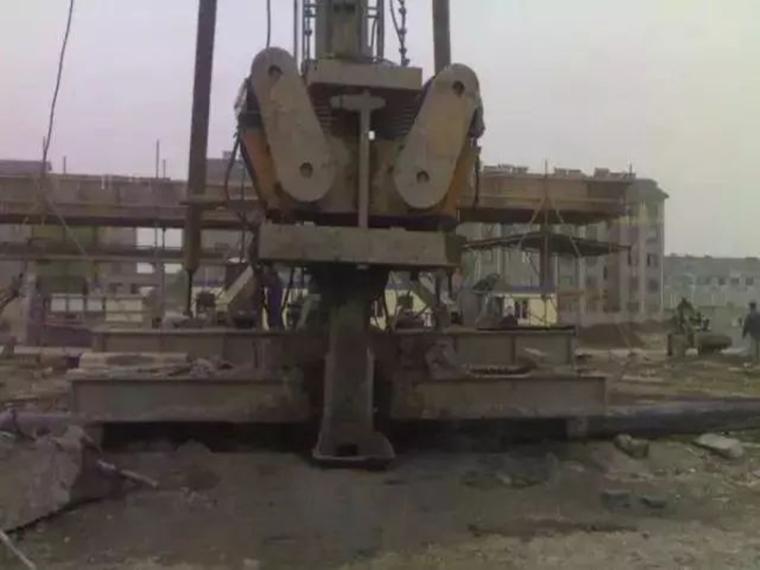 各种桩基施工技术应用优劣对比_1