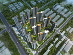 [重庆]融科蔚城二期1号地块居住组团设计方案文本