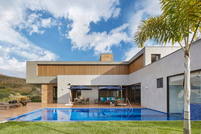 巴西二号山谷住宅