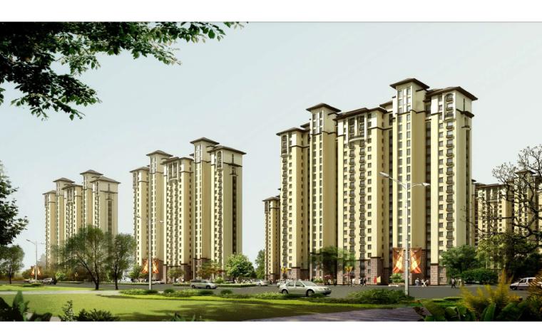 [辽宁]长青项目住宅小区概念规划设计方案文本