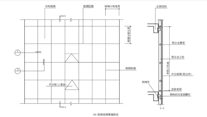 建筑幕墙工程施工