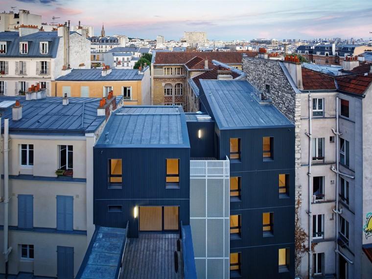 巴黎公共住房