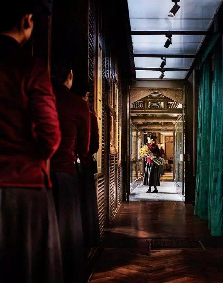 南京民国红公馆餐饮空间-16