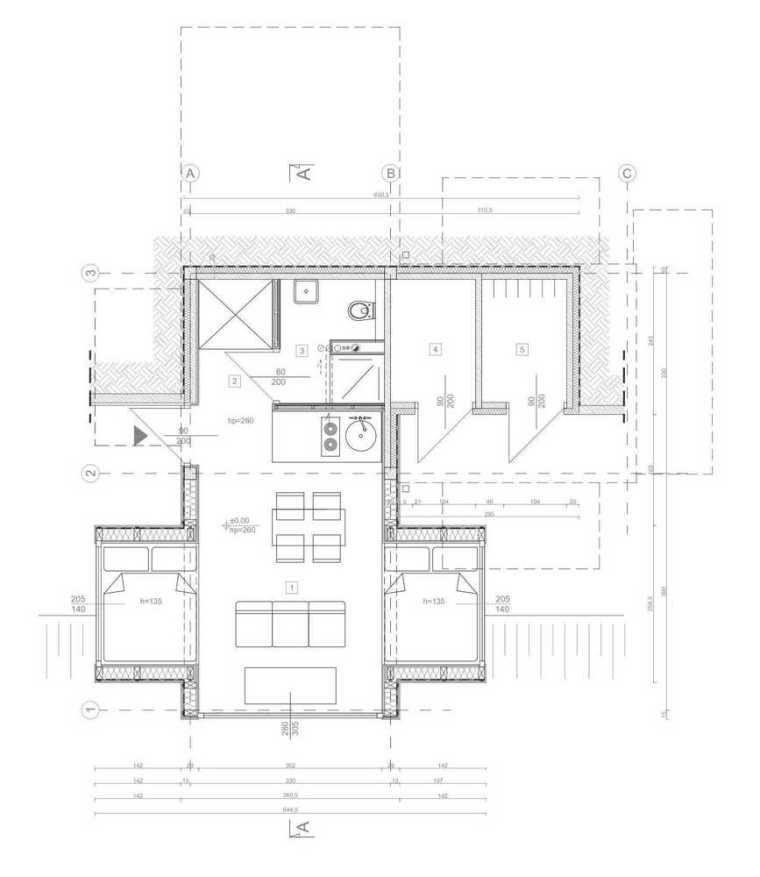 波兰Szuflandia公寓-22