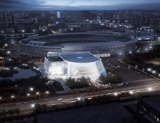 北京三里屯将拥有世界级声响音乐厅,投资达5.3亿元!