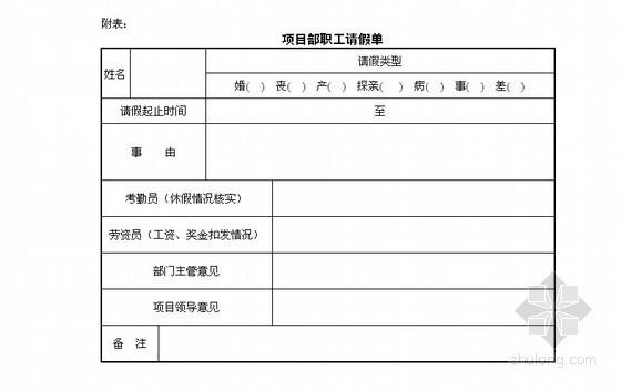 [标杆地产]房地产集团项目部管理制度汇编