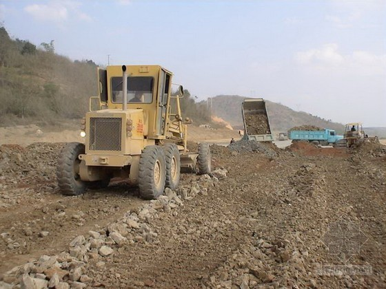 市政道路工程施工准备与路基施工技术讲义(PPT)
