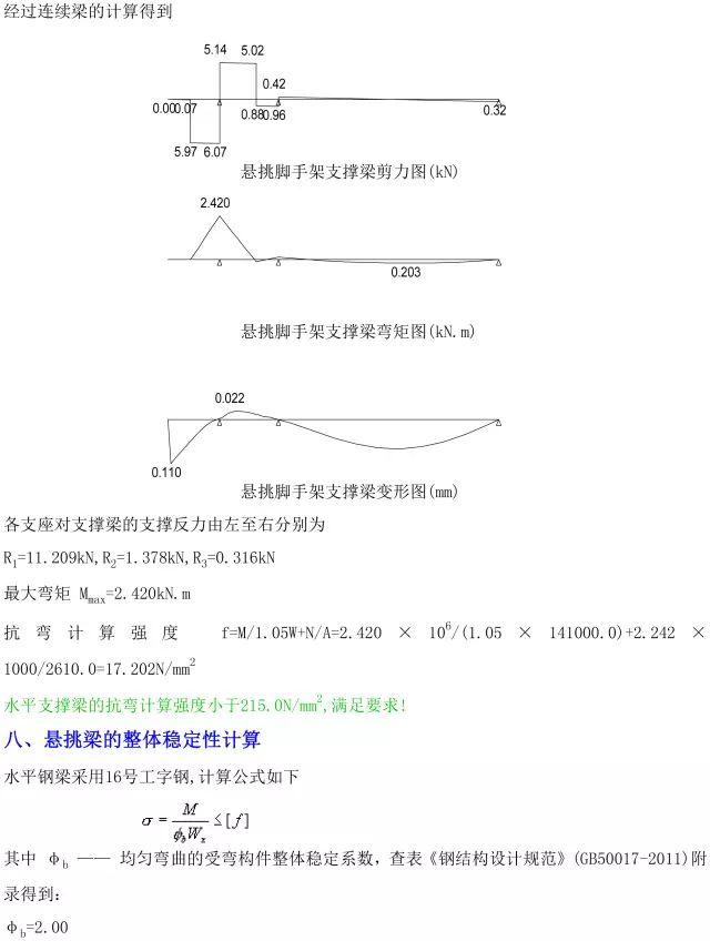 18米高脚手架完整计算书一份,做高层建筑必备!_9