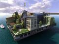 14个著名的未来派绿色建筑设计方案