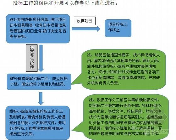 [实用]国际工程投标全过程指导及评标技巧(详尽版)