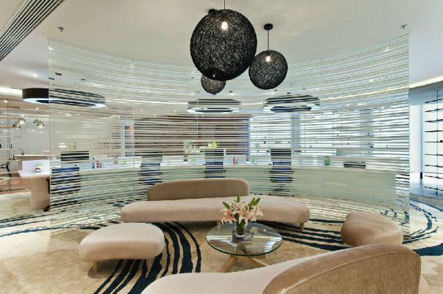 #办公楼#佛山:禅城绿地中心办公楼室内设计_1