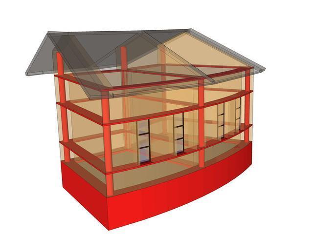 农村建筑,到底如何设计、建造才能更抗震?