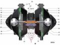 图文解析气动隔膜泵结构和工作原理