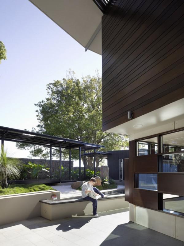 居住区与别墅庭院景观设计的差别_5