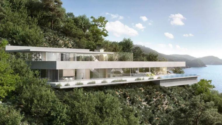 1500m²大别墅,极简大师这样打造,美竟如此纯粹!_64