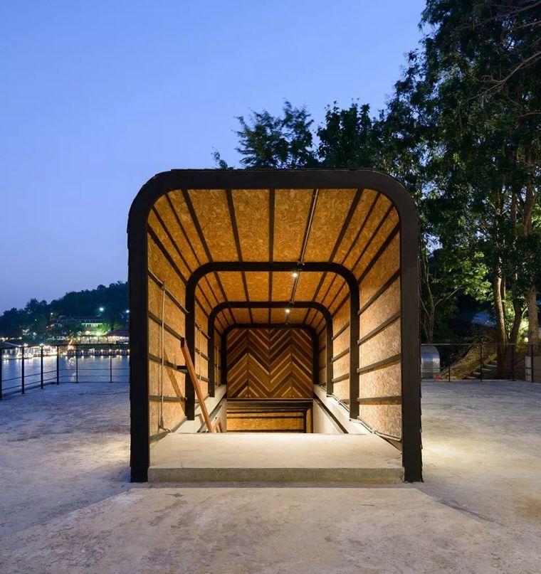 超美的水上筏式酒店设计,美出了新高度_12