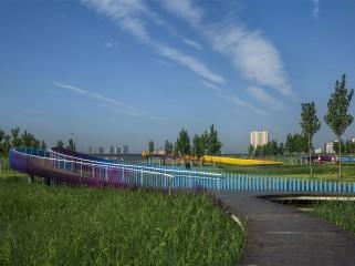陕西渭柳湿地公园