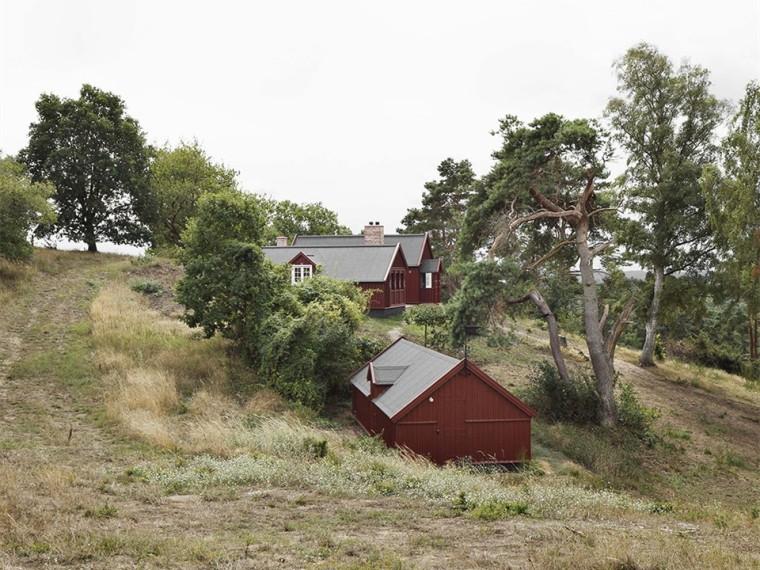 丹麦BAKKEDRAGET乡村小屋