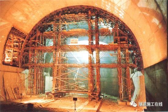 隧道衬砌材料的选用