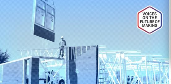 Frog项目:一个由大数据定义的建筑行业