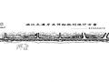 某市滨江大道城市规划设计图