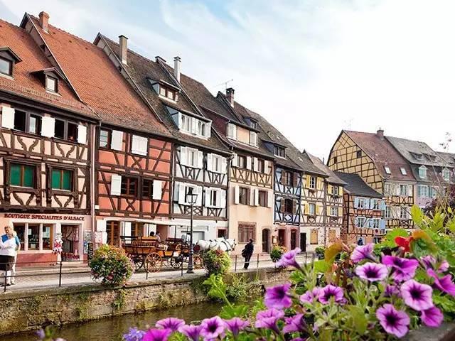 """四个最美的法国小镇,我愿在此""""终了余生""""..._14"""